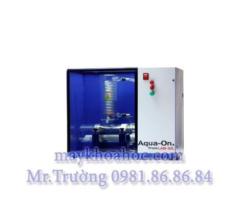 máy cất nước 1 lần lab-sil aqua-on-s