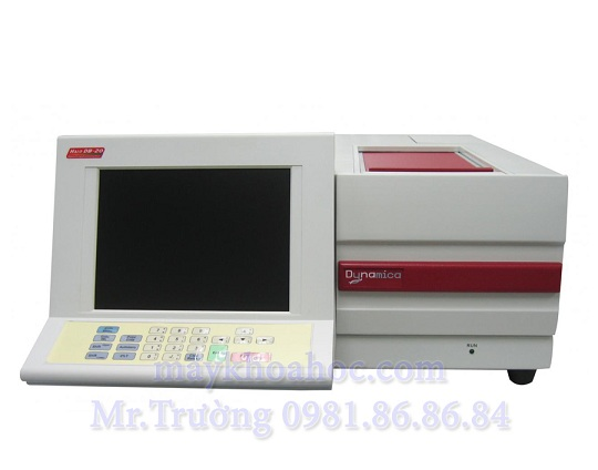 máy quang phổ uv-vis 2 chùm tia dynamica halo db-20