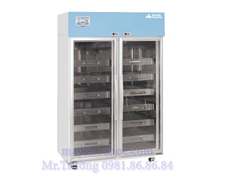 tủ bảo quản dược phẩm daihan PR-600 và PR-1000 hàn quốc