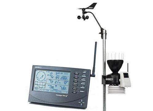 Máy Đo Thời Tiết - Vi Khí Hậu Davis Instruments Wireless Vantage Pro2™