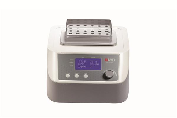 Bể ổn nhiệt khô 1 block có làm lạnh hãng Dlab HC100-Pro